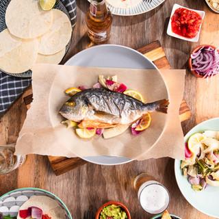New England Seafood 2 Whole Sea Bream 52