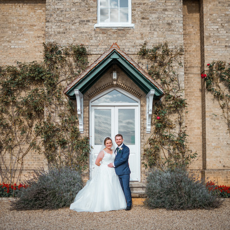 Grace & Lewis's Wedding at Smeetham Hall Barn