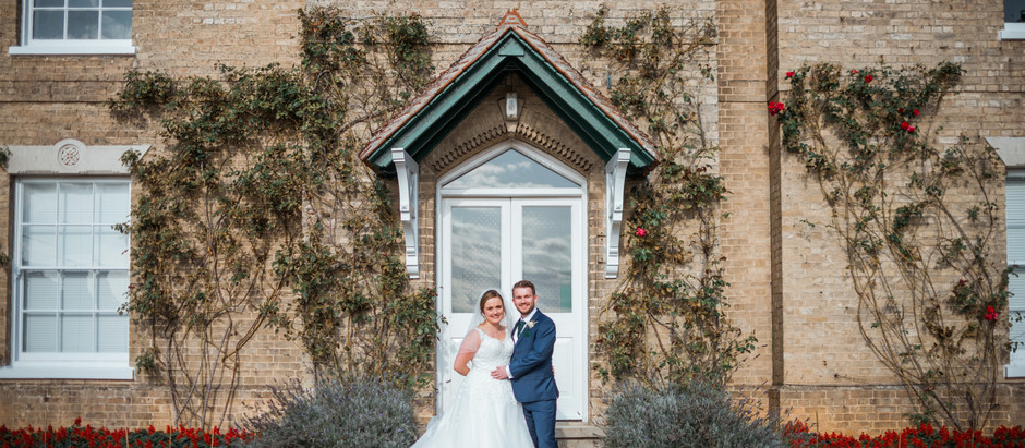 Grace & Lewis's Wedding at Smeetham Hall Barn