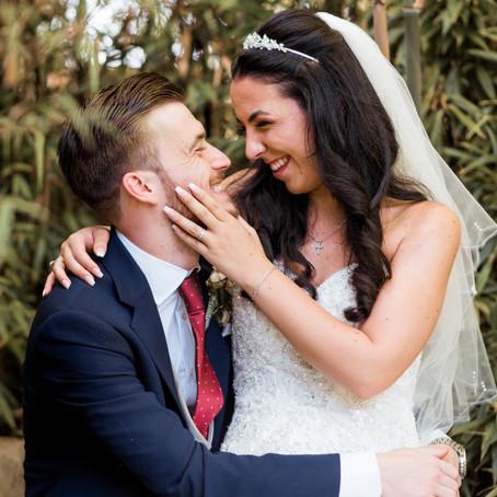 Danielle & Luke's Wedding at Orsett Hall