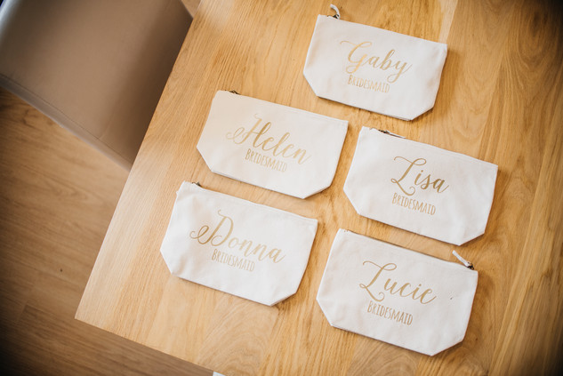 Quirky Bridesmaids Accessories