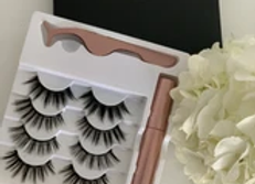 Magnetic Lashes & Eyeliner Kit