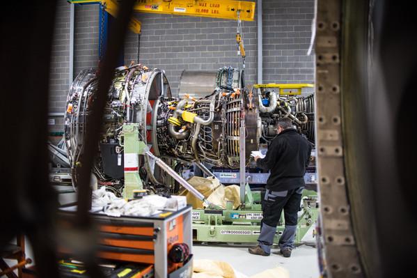 Jet Engine Maintanence