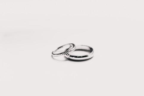 Wedding Rings - Essex Wedding Photography
