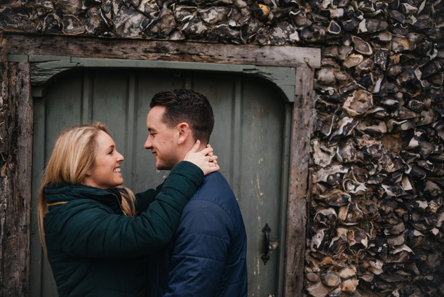 Rachel and Mike, Essex Engagement Photography