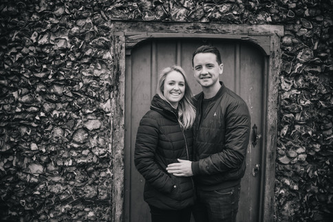 Grace and Lewis, Essex Photography for Fiances
