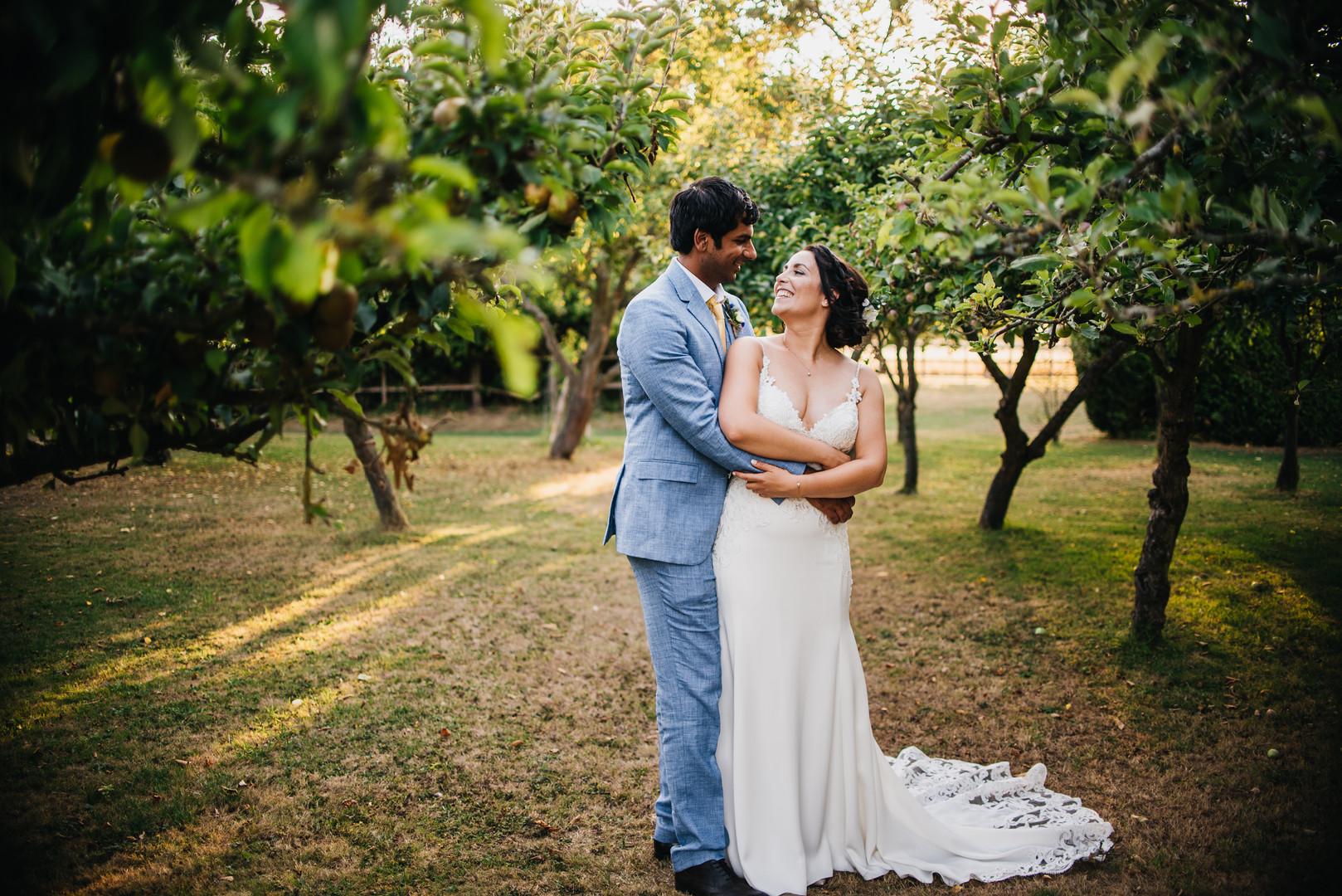 vineyard wedding at colville hall