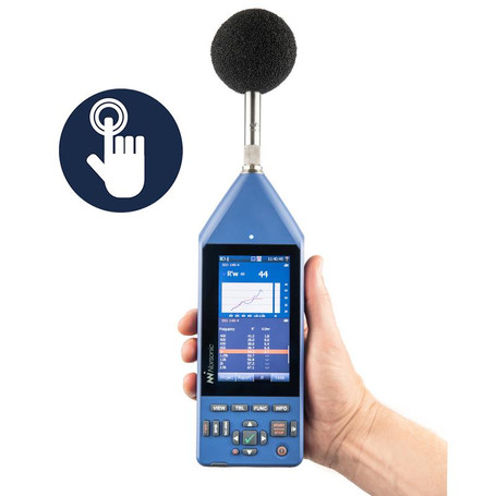 NORSONIC 145 SOUND LEVEL METER