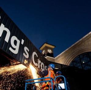kings cross station engineer