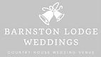 barnston lodge wedding logo