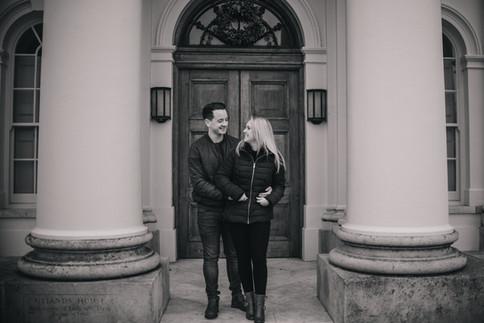 Grace and Lewis, Free Engagement Photoshoot
