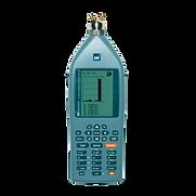 Norsonic 133 Vibration Meter
