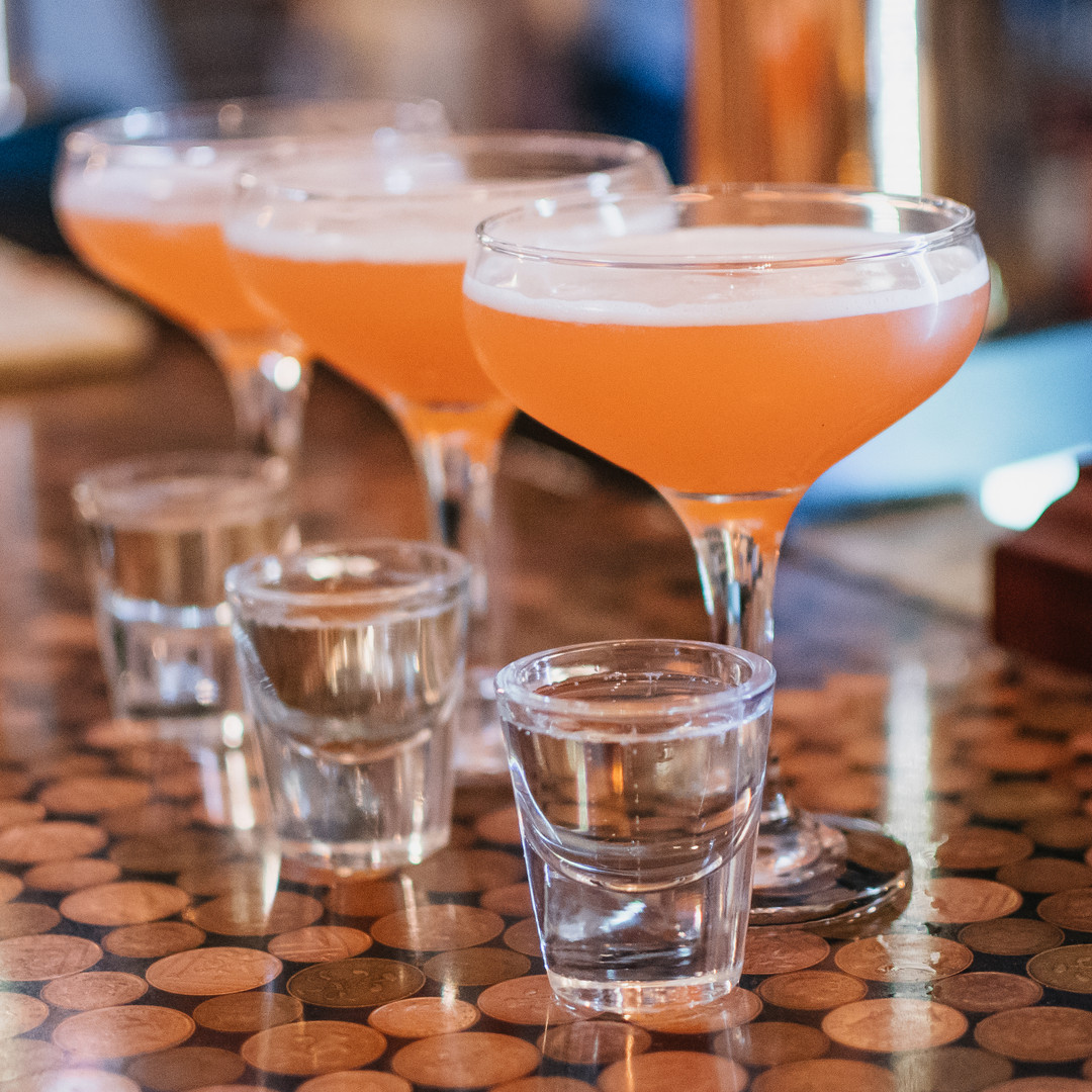 Cocktails Saffron Walden