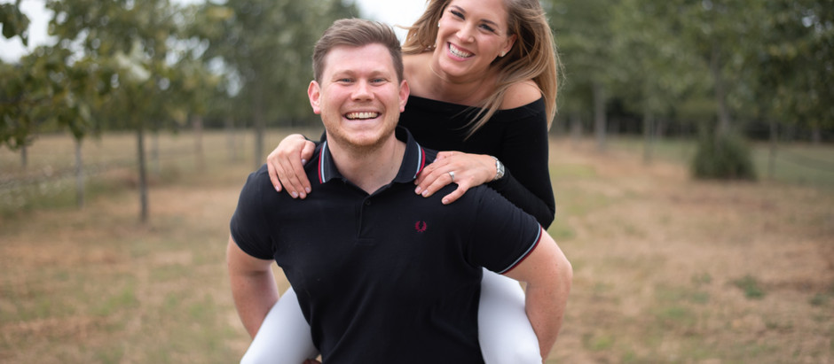 Jeremy & Holly's Engagement Shoot