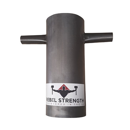Rebel Strength RAW Loadable Cross Carry
