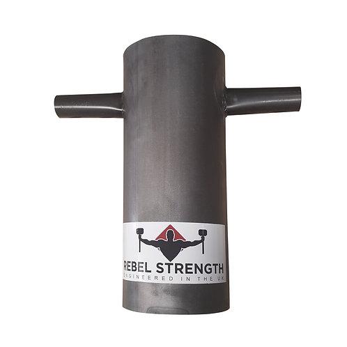 Rebel Strength RAW Loadable Cross Carry