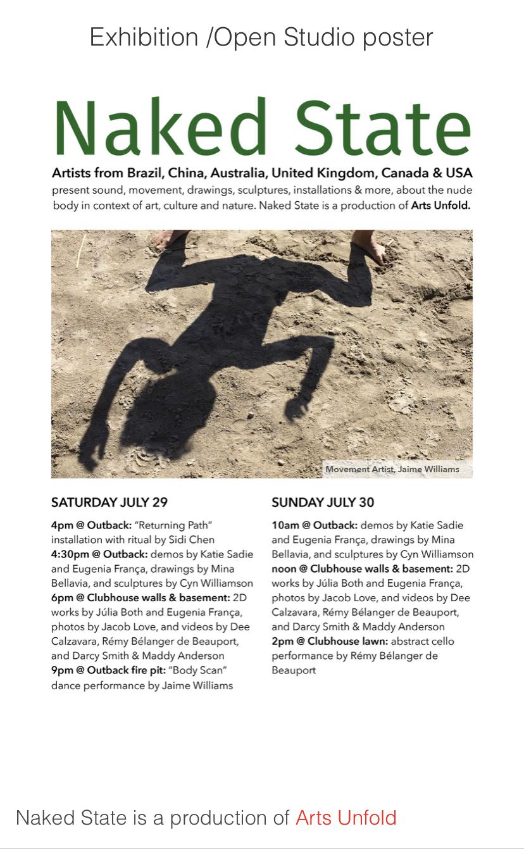 Exposição Coletiva - Toronto, 2017