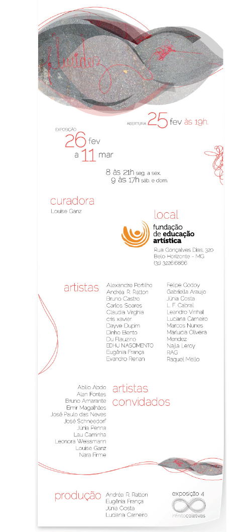 Instituto Ed. Artística - BH - 2012