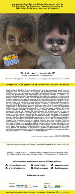 UNESC Criciúma, SC - 2017