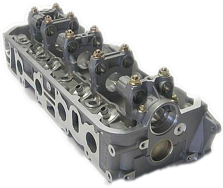 Isuzu 2.3 OHC 4ZD1 Amigo, Rodeo, Pick up, Trooper cylinder head