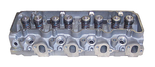 GM 6.5 Diesel V8 C#567 60 Degree cylinder head