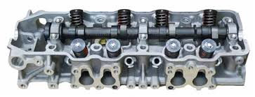 Toyota 2.4 22REC 22re 22r OHC cylinder head
