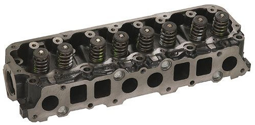 Dodge Dakota 2.5 cylinder head 117 403
