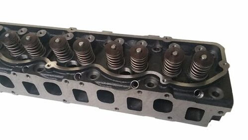 Ford 300 4.9 L6 C#E7TE FI Assembled Cylinder Head