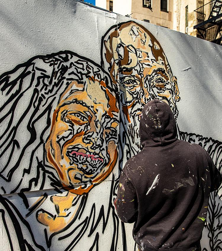 224 mural