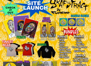 Launching of the Grafstract Shop