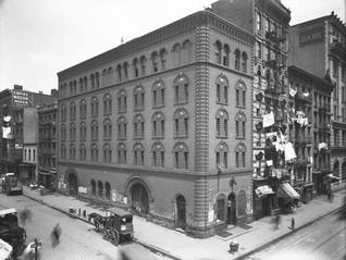 The Original Spring Street - Before 190 Bowery