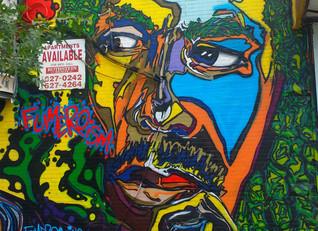 Flatbush Murals at Errol's
