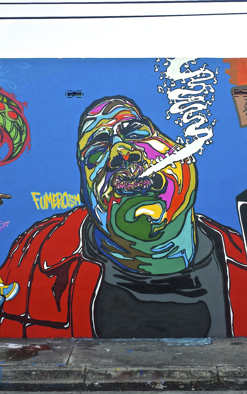 Biggie in Art Basel