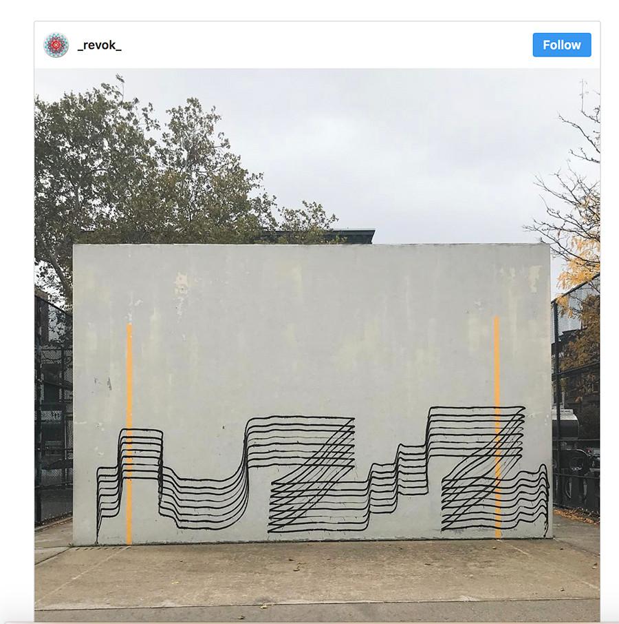 Revok Art used by H&M