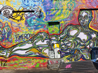 Back at 5 Pointz in Queens