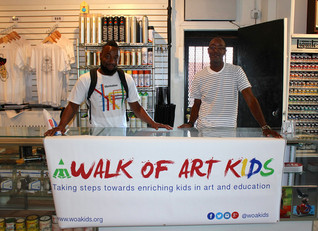 Walk Of Art Kids