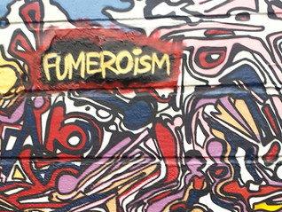 Fumeroism Grafstract London Part 3 – Hidden Streets of London