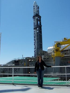 Sea Launch Rocket, 2006