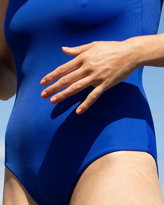 gitti summer swimwear nailpolish campaign