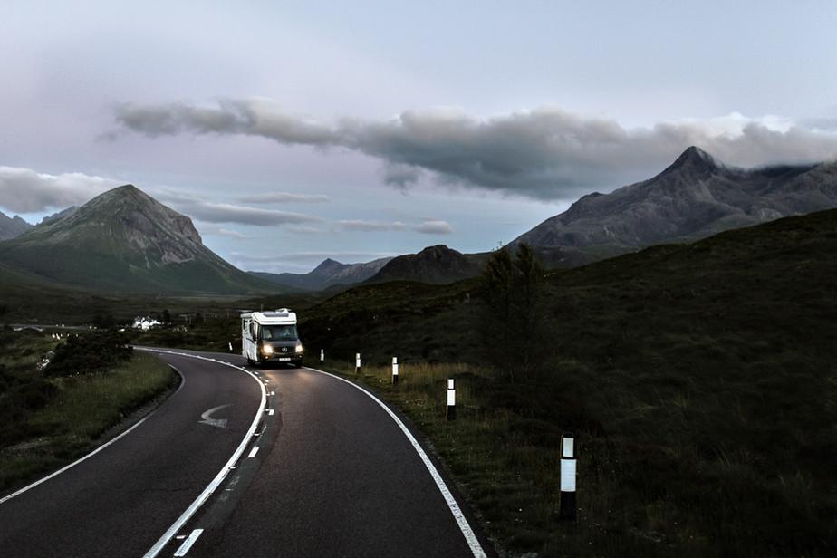 Mercedes Benz -Faces of Scotland