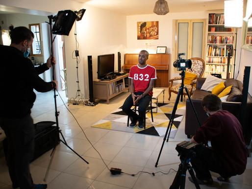 Rencontres sur un tournage