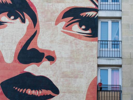 Street art dans Paris 13