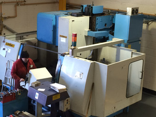 'CNC machining service now available'