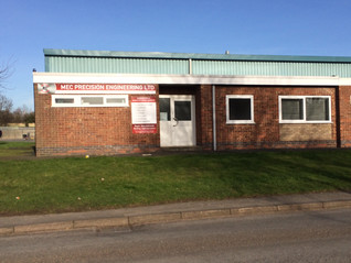 MEC Precision Engineering reopens at their new location in Barrow upon Soar