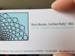 To Business Card or not To Business Card...