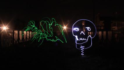 LIGHT DRAWINGS