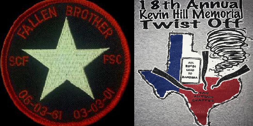 Kevin Hill Twist-Off