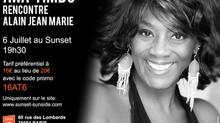 LES CONCERTS D'AWA - MERCREDI 6 JUILLET 19H30 AU SUNSET PARIS
