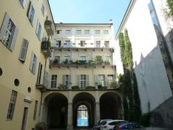 studio as Palazzo Scarampi Torino