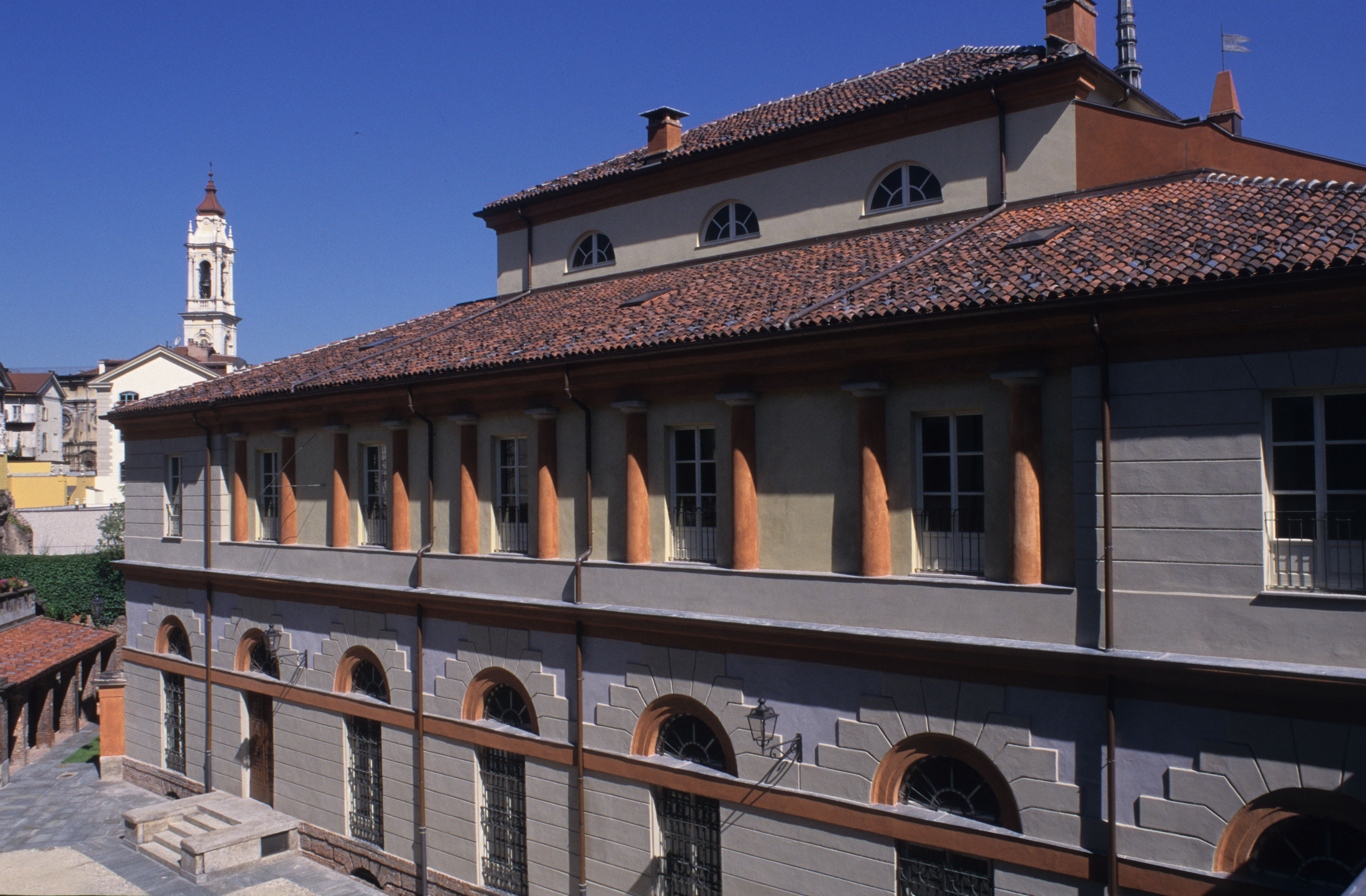 studio as Ex vetreria Berruto Torino